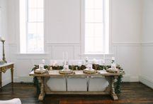 Events: Weddings: Winter / Winter wedding decr ideas / by Susan L. Greig