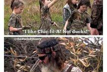 Duck. Duck. Duck. / by Annaliese Bush