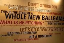 baseball  / by Stephanie Porter