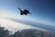 Boox Skydives for NSPCC  / Boox's bravest client accountant, has proudly volunteered to part-take in a sponsored accelerated freefall from 13,000 ft in aid of Childline NSPCC. Images below inspire us for the upcoming event! / by Boox Online Accounting