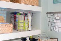 Laundry rooms / by Jessica Barnett