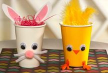 Pre school crafts / by Shyla Shankle