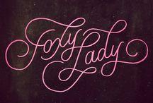 Foxy Lady / by Kiki Ramirez