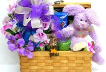 Creative Gift Baskets / Gift basket ideas for all occasions. / by Lady Rosabell