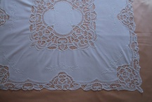 Vintage Linens / by Holly Datsopoulos