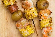 Low country boil / by Makell Magley