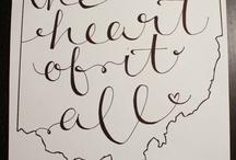 O-H! / by Ashley Laughlin