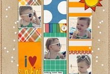 Scrapbooking Pages / by Sara Doncet Fearn