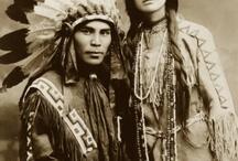 EEUU american indians / by Rose Lewald