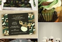 DIY Baby Shower Ideas for a Boy / by Diana Selby