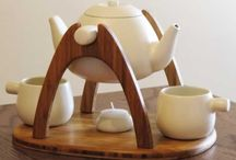 Anyone for a spot of tea? / by Ashleigh Strother
