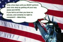 Patriotism / by Mikel King