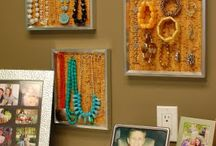 Organization/Craft room  / by Shelly Brown