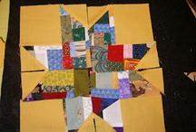 QUILTS -Scrap Quilts  / by Tennette Curry