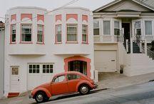 post 1960 San francisco / by Gail Siptak