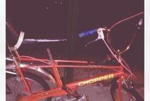 bikes / by Matt Bruck