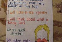 Anchor charts / by Kelly Vondenhuevel-Steggeman