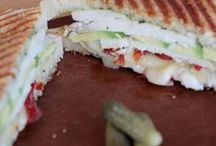 Sandwiches / by Meredith Horne