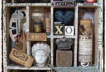 Mixed Media and Vintage Grunge / by Jules Aviles