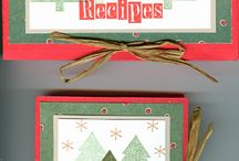 Cards/Recipes-6x6 and other ideas / by Susan Lynch