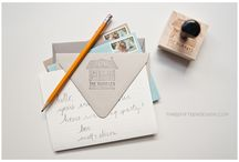 Rubber Stamps / by Davina Drummond