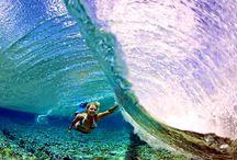 Bodysurfiing / by SeaDek Marine Products