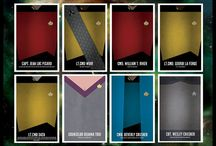 Gifts For Trekkies / Gift ideas for all of those Star Trek lovers in our lives! / by Katie Fermin