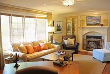 Living room/study / by Kimberly Stark