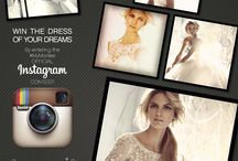#MyMoriLee Official Instagram Contest / by Mori Lee by Madeline Gardner
