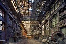 Modern Ruins / by Chris Smart