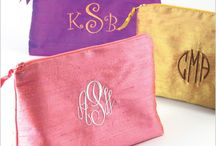 Monograms / Anything and Everything  Monogrammed / by The Stationery Studio