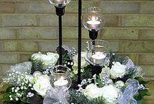 Wedding ideas / by Cindy Kibby