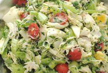 recepten salades / by tineke wiendels