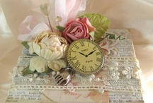 ♥ Everything Shabby and Chic ♥ / ♥♥ Inspiration and Ideas for those who love everything shabby chic ♥♥ / by Thelie Hobbs