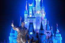 Disney World - My Happy Place! / by Kathleen Brennan