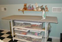 Sewing Room Redo / by Maryland Quilter