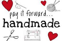 Handmade goodness / by Marigolds' Loft