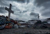 Burial Grounds & Cemeteries / by Sandra Raichel