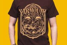 T-Shirt Design Illustration Inspiration / by Ty Meier