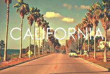 California, here I come! / Moving to the sunshine :) / by Emery Hamami