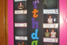 Preschool bulletin board ideas / by Julia Butina