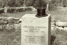 Abraham Lincoln / by Vicky G.