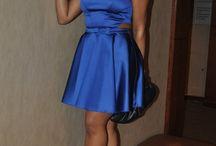 Blue / by Black Fashion