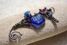 Sea Glass / by Allyson Osborne