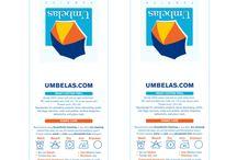 Labels / Umbelas labels. / by UMBELAS