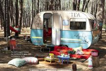 Outdoor Living / Everything to do with campers, camping, etc. / by Caro Williams