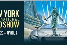 New York Auto Show 2013 / by Redaktion Mercedes-Fans