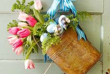 Easter Decor / by Wayne Homes