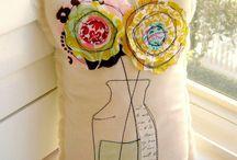 pillows / by Anne Edenloff