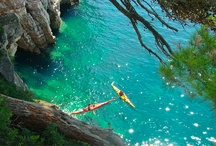 Explore Croatia / Croatia is home to enchanting medieval villages, turquoise waters, and rugged mountains--while the country may be small, it is big on adventure. Go there with REI! http://www.rei.com/adventures/trips/europe/croatia-hiking-biking-kayaking.html / by REI